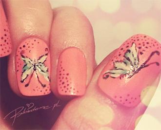 Wzorki na paznokciach jak zrobic