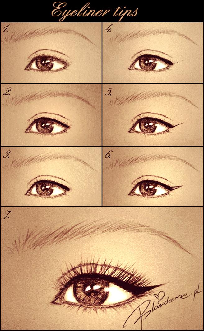 jak-zrobic-kreske-eyelinerem-krok-po-kroku