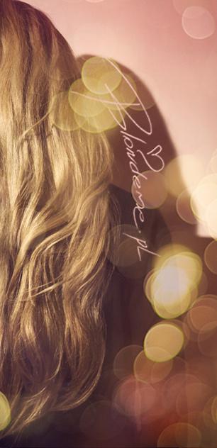 Blondynka blog wlosy farbowane