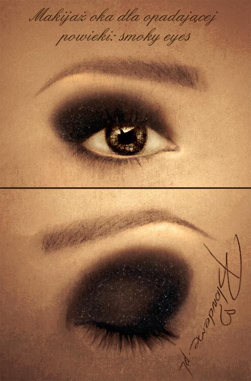 makijaz-smoky-eyes-opadajace-powieki-blog