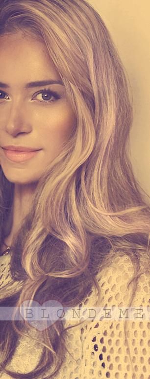 Jak zrobic fale na wlosach blog blondynki