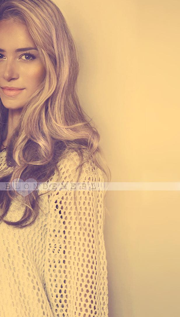 Jak zrobic fale na wlosach blond blog