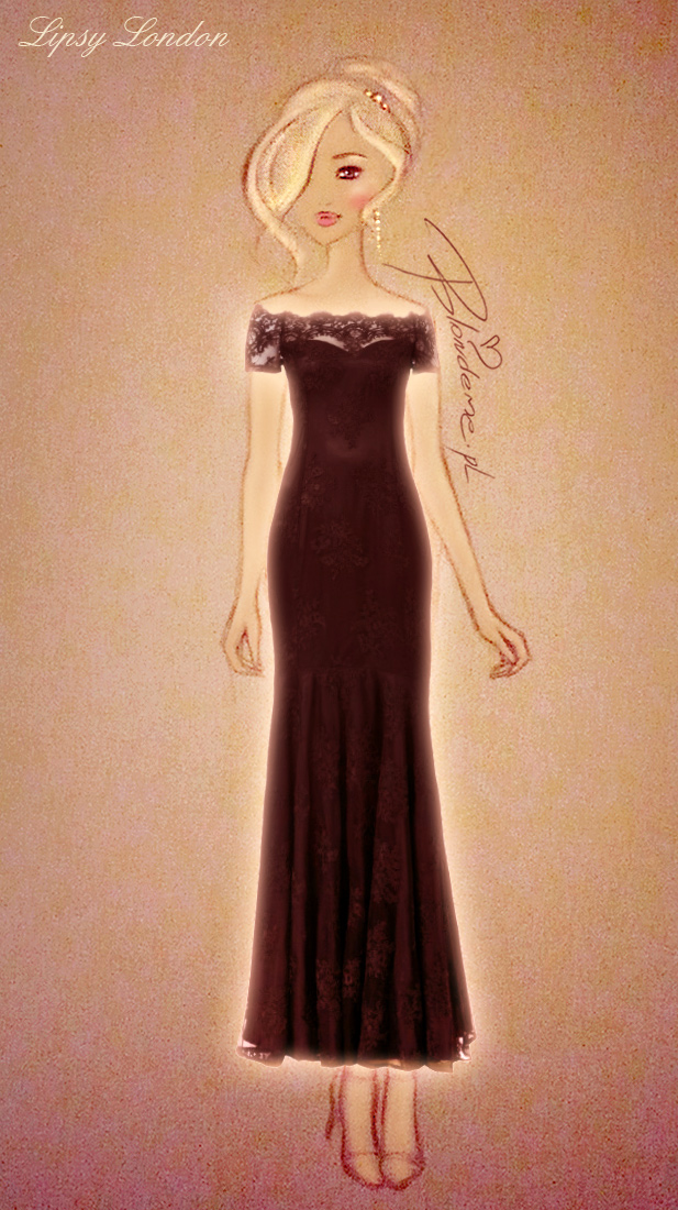 czarna-sukienka-koronkowa-dluga