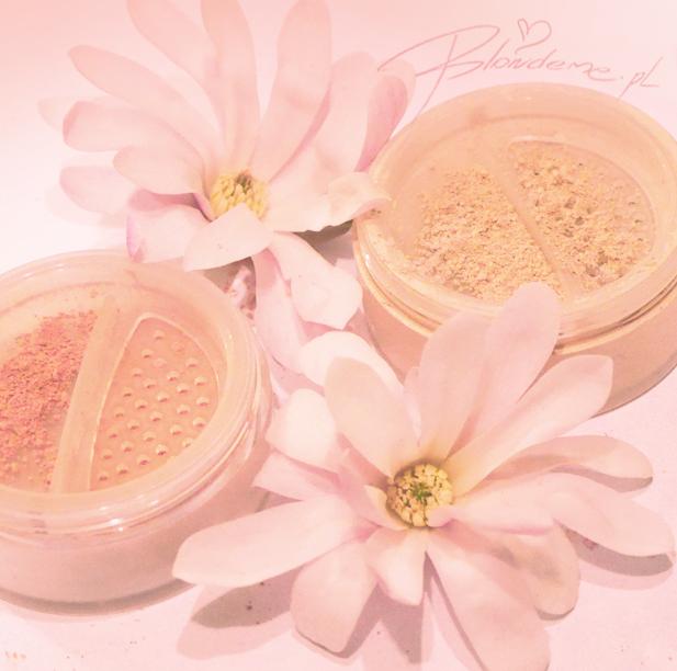 Podklad mineralny puder kosmetyki naturalne blog