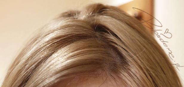 Odrosty blond naturalny najlepsza farba