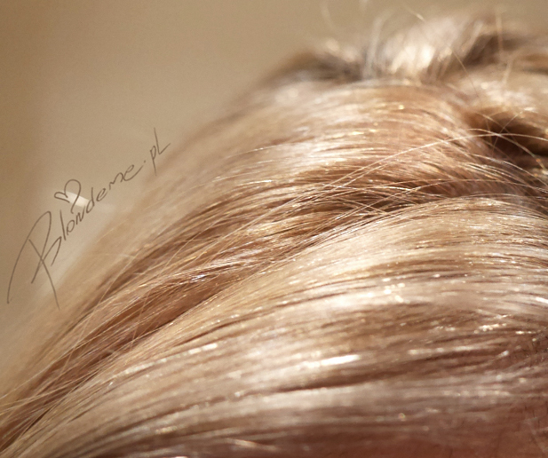 Wlosy blond odrosty farba alfaparf 11.11 blog