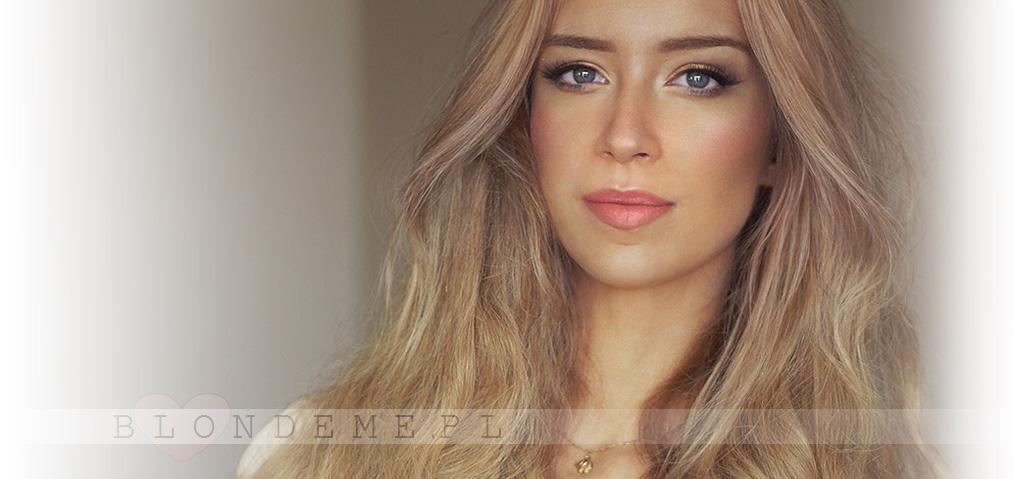 Blond włosy, makijaż, paznokcie i moda | Blog Blondeme