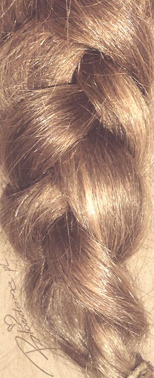 Kolory wlosow naturalne warkocz blond blog
