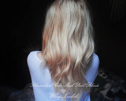 Jasny perlowy blond Color Mask 910 Loreal Stockholm blog
