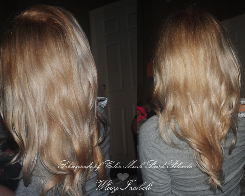 Perlowy blond piekne fale blog