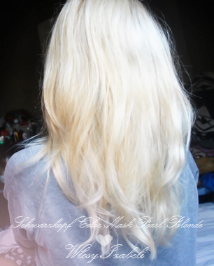 Perlowy Blond Schwarzkopf Color Mask 910