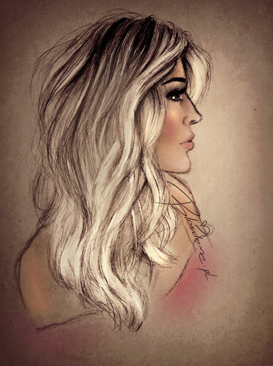 Sombre balejaz blond ombre refleksy - Blog Blondynki
