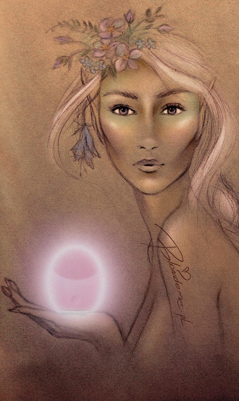 Luna 2 Foreo szczoteczka do twarzy blog